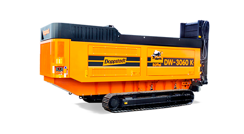 Doppstadt DW3060K Slow Speed Shredder