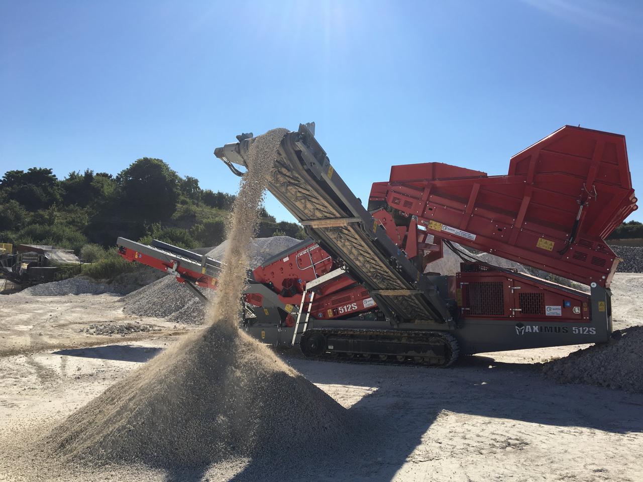 Sand Screener