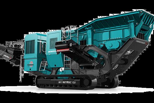 Pegson Metrotrack 900×600 Jaw Crusher