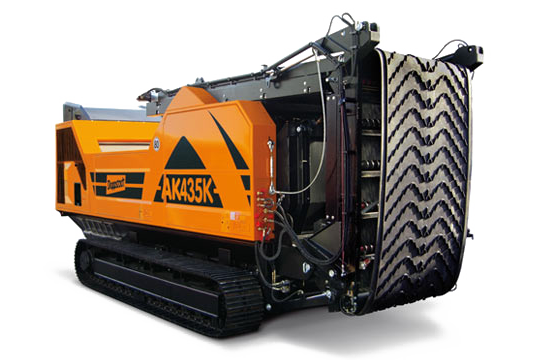 Doppstadt AK430k High Speed Shredder