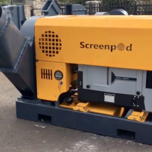 Screenpod Air Vac Clean Up